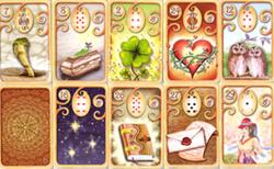 Magisches Lenormand Karten